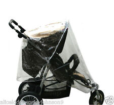 New Raincover rain cover for 3 wheeler jogger buggy pushchair Hauck Viper etc.