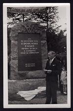 █ Photo SEPPOIS-LE-BAS 68 Monument du Groupe Mobile d'Alsace GMA devenu 31e BCP