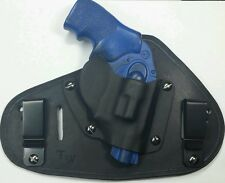 Hybrid Holster for Smith and Wesson J frame IWB or OWB right handed