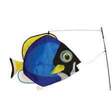 Powder Blue Surgeon Swimming Bobber Windsock...15........ PR 26505