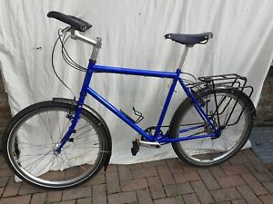 """Thorn Raven Tour 26"""" wheel Rohloff steel touring expedition bike"""