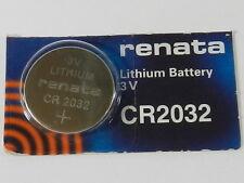 RENATA  CR2032 Lithium Baterry 3Volt  ,1 Pc