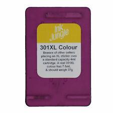301XL Colour Ink Cartridge For HP Deskjet 2050 Inkjet Printer