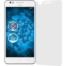 2 x HTC Desire 10 Lifestyle Film de Protection Mat Protecteurs Écran