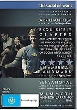 SOCIAL NETWORK, THE: Jesse Eisenberg  2DVD NEW