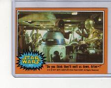 1978 Topps Star Wars (Series 5 Orange) #271 NM- Card