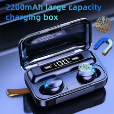 New listing For Samsung Android Iphone Wireless Earphone Ipx7 Waterproof Bluetooth Earbuds