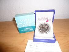 1/4 EURO Francia 2006 BU-Anno del Cane 2006