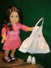 AMERICAN GIRL SONALI's FRIEND CHRISSA Doll Of Year 2009 + Extra Outfit