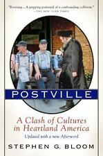 Postville: A Clash of Cultures in Heartland America - Good - Bloom, Stephen G. -