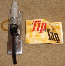 CONAX CO2 BEER TAP - Tip Tap - Vintage Handle Knob Pressurizing Bar Draft