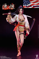 VERYCOOL 1/6  Ancient Japanese Female Warrior Nōhime Figure Set VCF-2039 ❶USA❶