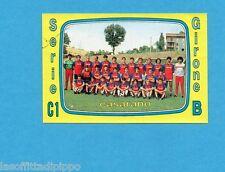 PANINI CALCIATORI 1985/86 -FIGURINA n.567- CASARANO - SQUADRA -Rec