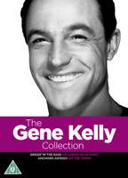 The Gene Kelly Collection DVD (2011) Gene Kelly cert U 4 discs ***NEW***