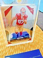 2019 NFL 49'ers DE Nick Bosa Panini Base Prizm #311 Rookie Card