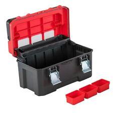Craftsman 20 In Red Plastic Lockable Tool Box