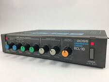 Boss RCL-10 Compressor Limiter Half Rack Vintage Guitar Effects Made In Japan