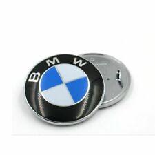 Emblème BMW Capot Coffre 82mm Insigne Logo M3 E30 E36 E46 E90 E92 E81 E39