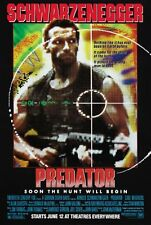 Predator Movie Poster #01 11inx17in mini poster