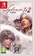 Syberia 1 & 2 (nintendo Switch)