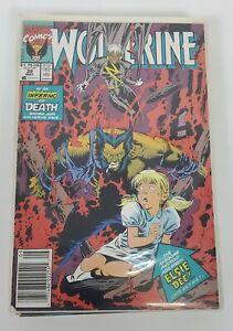 Wolverine Lot of 14 Marvel Comic
