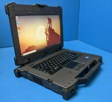 Dell Rugged E6420XFR Core i7 @ 2.8GHZ  16GB 1TB WIN10 PRO  (Non-Touch)