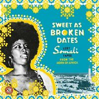 SWEET AS BROKEN DATES: LOST SOMALI TAPES  2 VINYL LP NEU