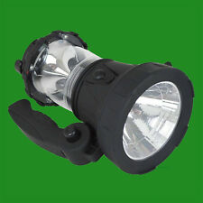 LED Rechargeable Multi Purpose Lantern Spotlight Torch, Camping & Travelling