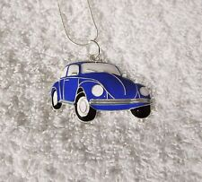 Voiture Inspiré Grand Charme Collier herbie coccinelle Blue Beetle