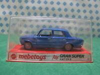 Vintage  -  FIAT 124 Special  - 1/43  Mebetoys Gran Super A-16