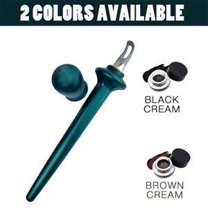 Long Lasting Waterproof Gel Eyeliner Cream With Silicone Eyeliner Brush Cosmetic