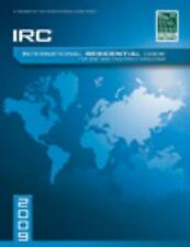 2009 International Residential Code For One-and-Two Family Dwellings: Soft Cover