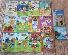 Children's Books Learning to Read Scholastic Reading Level Beginning A B C Bulk
