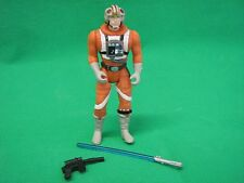 star wars 1995 luke skywalker x wing pilot kenner figure
