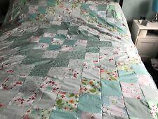 Bespoke patchwork quilt