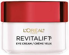 L'Oreal Revitalift Anti-Wrinkle and Firming Eye Cream Treatment, .5 oz