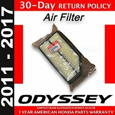 Genuine OEM Honda Odyssey Engine Air Filter  2011 - 2017  (17220-RV0-A00)