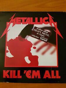 Metallica - Kill'em All (Bernett)