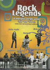 DVD ROCK LEGENDS THE ED SULLIVAN SHOW