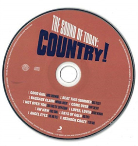 Sound Of Today-Country CD NEUF