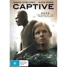 CAPTIVE-Kate Mara, David Oyelowo-Region 4-New AND Sealed