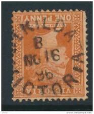 VICTORIA, postmark  ST KILDA  (D)