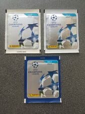 3 DIFFERENT PANINI PACKETS CHAMPIONS LEAGUE 2012/2013