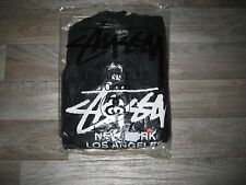 BNIB Stussy Fred Sweat Signature Perry Polo T- shirt.Dead stock. Built tough!