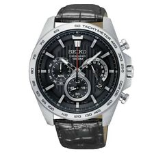 Seiko Gents EXCLUSIVE Chronograph Date Display Watch  SSB305P1-NEW