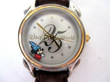 Walt Disney World Women's Watch 1996 25th Anniversary 2111/3000 NIB