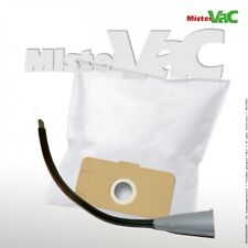 10x Staubsaugerbeutel + Flexdüse geeignet Fakir IC 9210