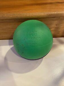 Poof Jr Basketball Vintage Orange Foam Green Purple Indoor Ball