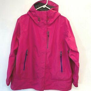 Cabelas Guidewear Rainy River Jacket size 2XL Women Paclite Goretex w/ Bag CJ17