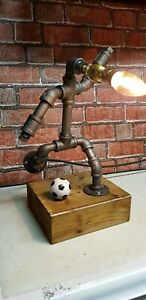 Ideal present Steampunk industrial Retro Quirky Deck office Lamps